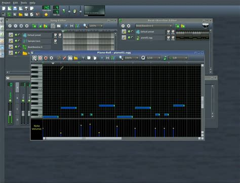 tutorial lmms youtube lmms tutorial the piano roll youtube