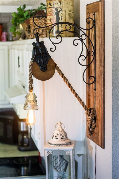 Timeless Decor by 15 Beautiful Rope Crafts For Timeless Decor Ideas
