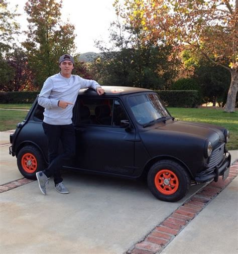 Mini C Cooper D Must Have Zd 31 by Rickie Fowler S New 66 Mini Cooper And 5 Other Golfers