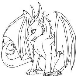 free coloring pages dragon