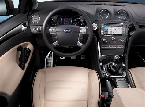 Ford Mondeo 2011 Interior by Car Picker Ford Mondeo Interior Images