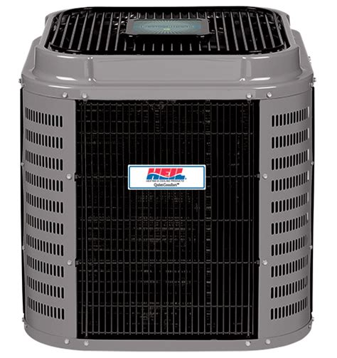 amana central air conditioner rebates two stage central air conditioner hca7 heil