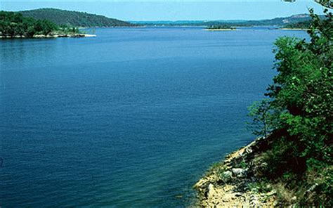 table rock lake cground