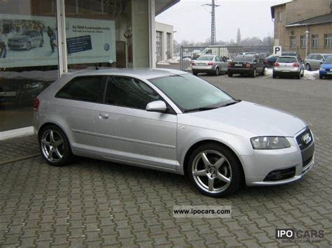 Audi A3 S Line 2008 by 2008 Audi A3 S Line Car Photo And Specs