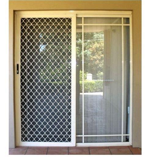 Door Net by Security Screen Doors Aluminum Security Screen Door