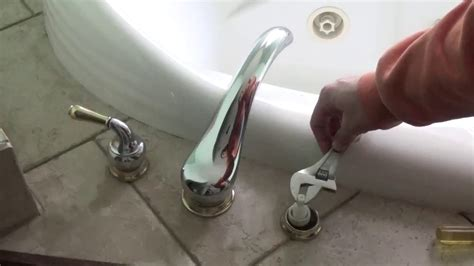 bathroom sink faucet won t turn all the way how to turn a faucet that keeps running