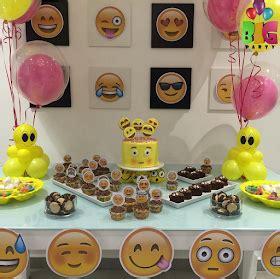 101 fiestas decora tu de emoji