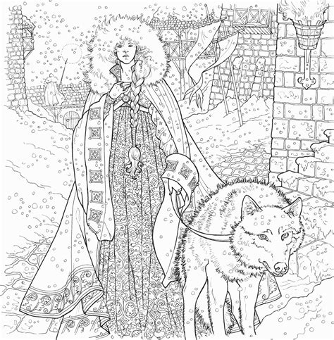 thrones colouring book adults of thrones images of thrones coloring book hd