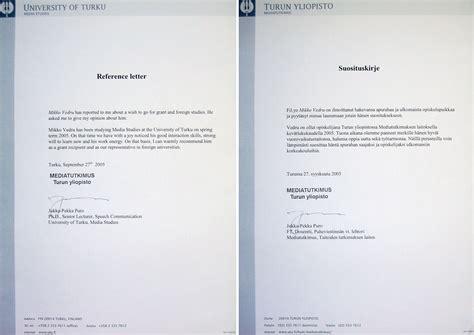 Reference Letter Communication Skills mikko vedru eng cv curriculum vitae resume