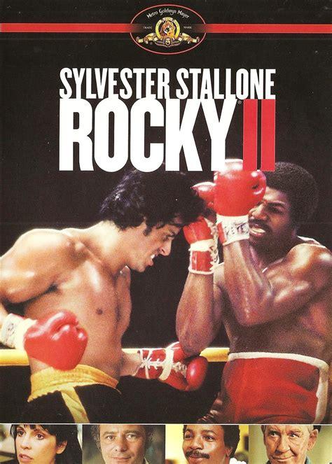 Rocky Ii 1979 Full Movie Rocky Ii 1979 Movie