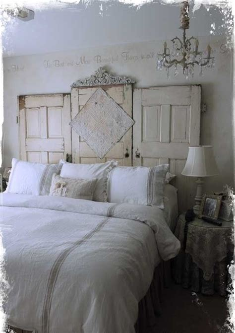 using an old door as a headboard headboards unique headboards and antique doors on pinterest