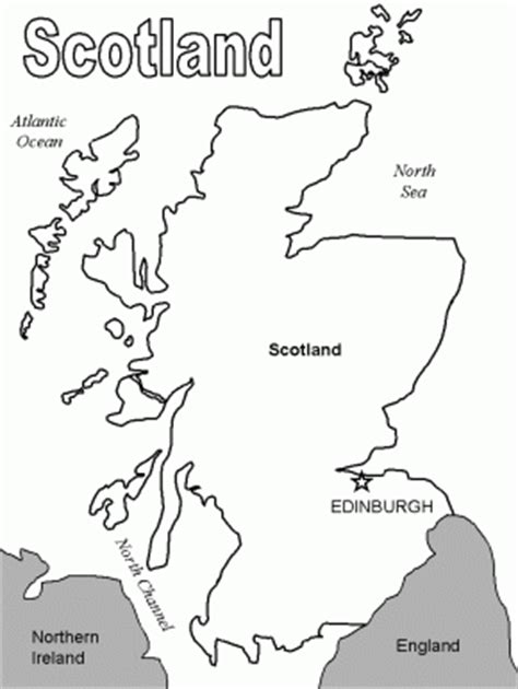 scotland bagpipes scotland coloring pages bagpipes2