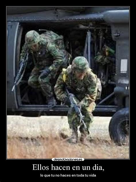 imagenes motivacionales de soldados los soldados desmotivan y motivan taringa