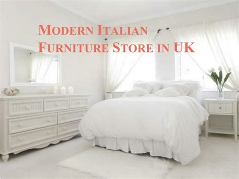 Furniture Stores Na Id by Ppt Modern Italian Furniture Store In Uk Powerpoint