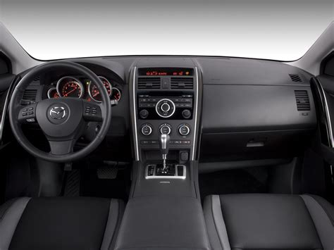 mazda cx9 interior driven preview 2007 mazda cx 9 latest reviews road