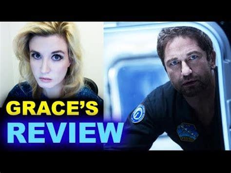 film geostorm review geostorm movie review youtube
