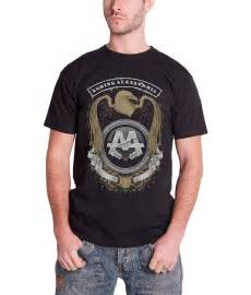 Kaos Asking Alexandria Band Kaos Musik 2 asking alexandria t shirt band logo the schwarz to destiny nue herren ebay