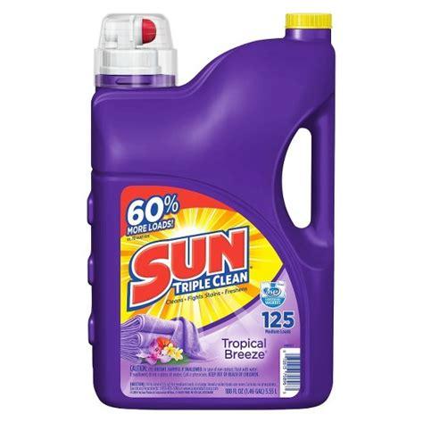 target laundry sun tropical scent liquid laundry detergent 188 oz