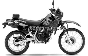 Motorradreifen 125ccm by Motorradreifen F 252 R Kawasaki Motorr 228 Der