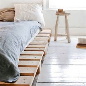 How To Make A Platform Bed Using Pallets by Wooden Pallets Furniture Ideas Beautiful Modern Home