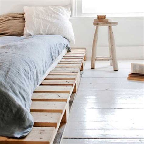 crate beds recycling wood pallets for handmade furniture and decor