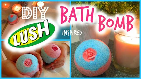 how to make diy lush bath bombs without citric acid diy lush bath bomb how to make a lush inspired bath bomb