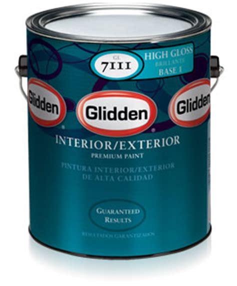 glidden 174 premium collection exterior interior paint high gloss