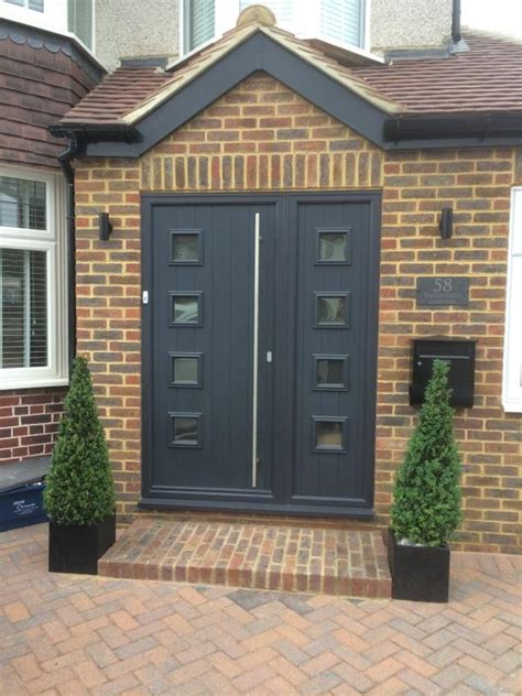 how to fit a composite front door bifolds front and composite doors southfields supply