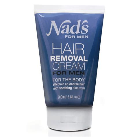 best natural permanent hair removal cream for men women nad s hair removal body and beauty shop wwsm