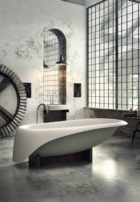 modern industrial bathroom 10 industrial bathroom design ideas for open minded persons