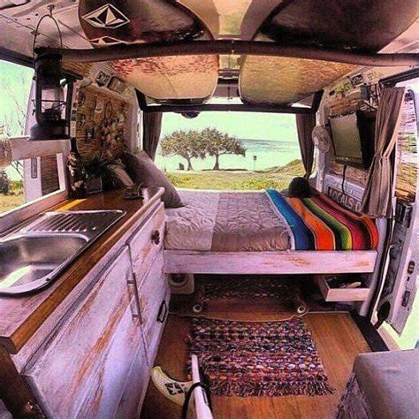 volkswagen van interior ideas american hippie boh 233 me boho lifestyle vw van renovation