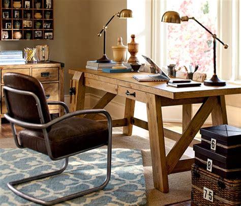 Meja Kerja Dari Kayu membuat meja kerja dari kayu daur ulang desain rumah modern minimalis