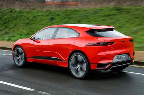 jaguar land rover  electrify model range   autocar
