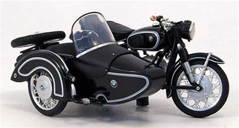 Modell Motorrad Mit Beiwagen by Bmw R60 Motorrad Mit Beiwagen In 1 18