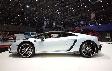 How Much Does A Lamborghini Cost In Australia Mansory Atelier Gave 1 000 Hp To The Lamborghini Huracan