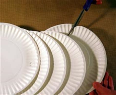 How To Make A Cornucopia Out Of Paper - paper plate cornucopia