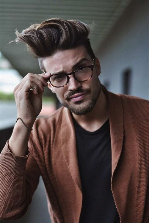 guys hairstyles with glasses 258 best images about beard gallery on pinterest