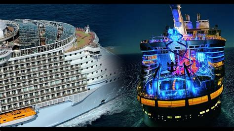 royal caribbean new boat symphony of the seas royal caribbean new ship 2018