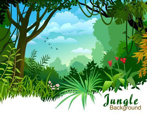 wallpaper alam rar jungle backgraund фоны джунглей пальмы дикие цветы