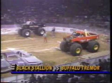 monster truck show philadelphia 1991 ushra monster trucks philadelphia pa show 1 part
