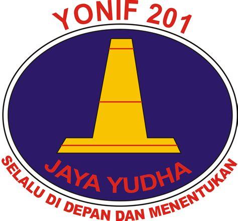 logo yonif  jaya yudha kumpulan logo indonesia