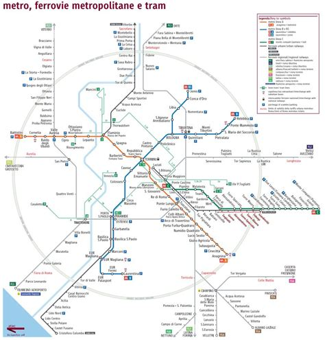 rome metro map rome metro map and how to navigate rome with ease finder au