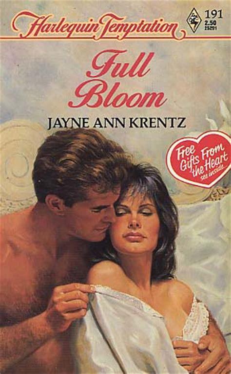 Novel Talents Jayne Krentz Harlequin bloom by jayne krentz fictiondb