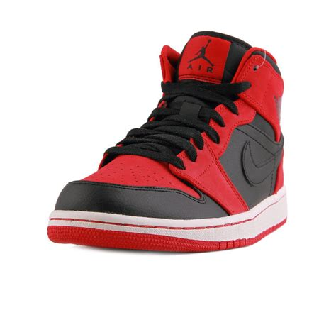 imagenes de zapatillas nike retro zapatilla nike air jordan retro 1 red black ultima unidad