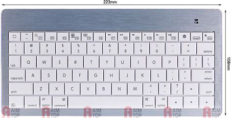 keyboard layout os x ultra slim mini bluetooth keyboard for ipad iphone windows