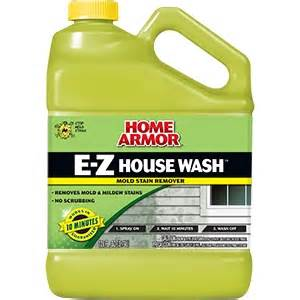home armor e z house wash gallon