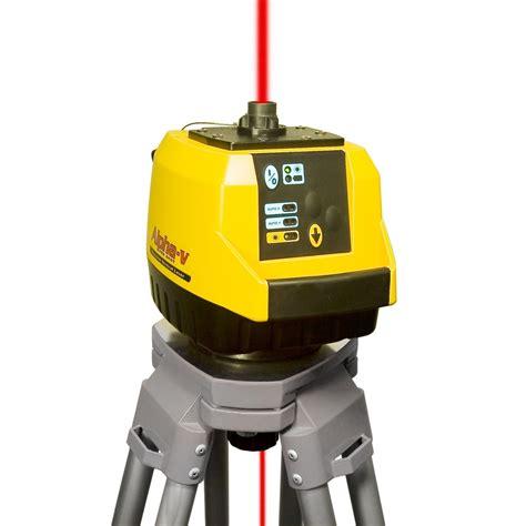 Plumb Level Construction by Pro Alpha V Vertical Plumb Highrise Laser Level