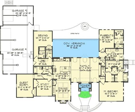 44 best dual master suites house plans images on pinterest home best house plans with two master bedrooms images home