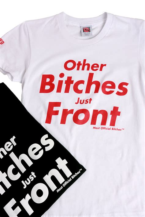Married To The Mob Releases 2008 T Shirts by Married To The Mob 2008 Quickies Collection