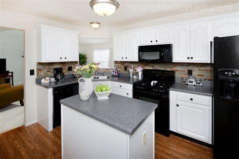 Countertop Appliances by White Kitchen Cabinets Here Are White Kitchen Cabinets
